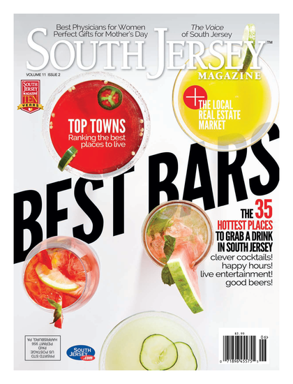 South Jersey Magazine May 2014 Issue