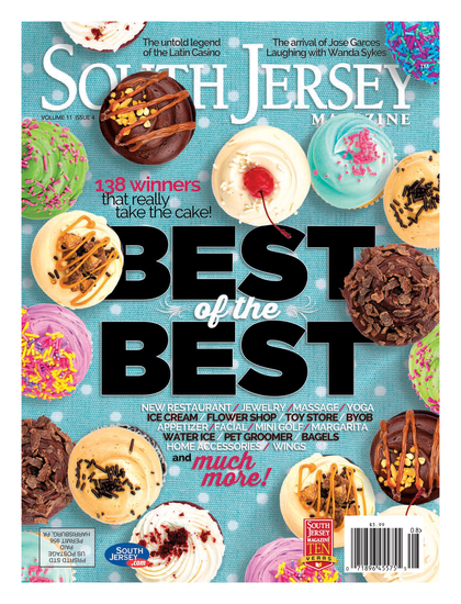 South Jersey Magazine July 2014 Issue
