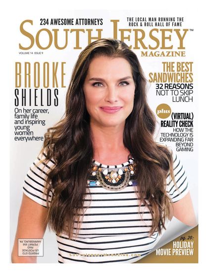 South Jersey Magazine December 2017 Issue