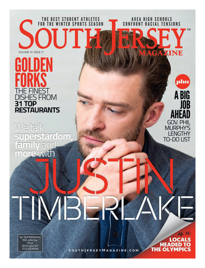 South Jersey Magazine Issue Cover