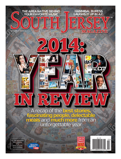 South Jersey Magazine January 2015 Issue