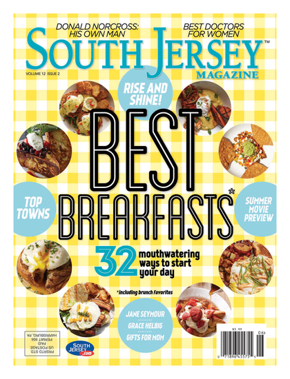 South Jersey Magazine May 2015 Issue