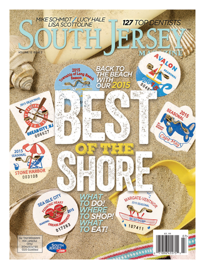 South Jersey Magazine June 2015 Issue