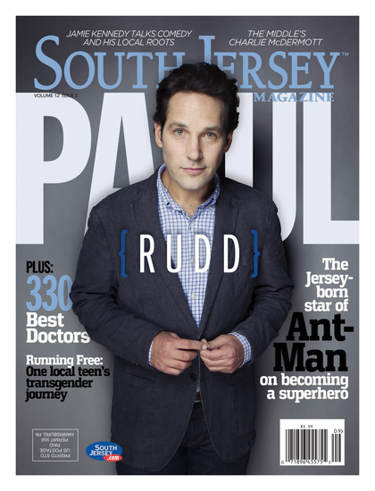 South Jersey Magazine August 2015 Issue