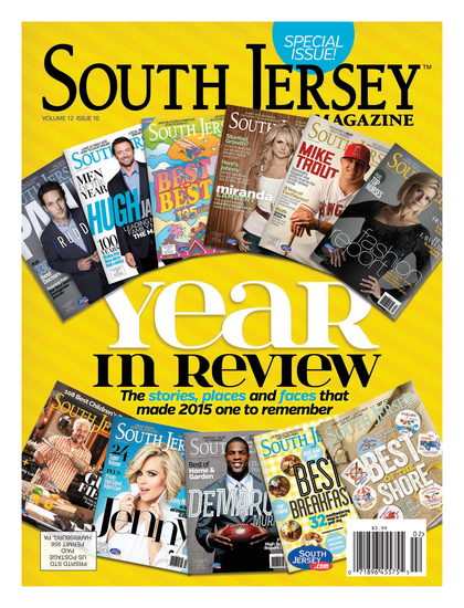 South Jersey Magazine January 2016 Issue