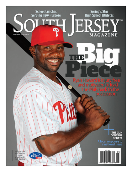 South Jersey Magazine April 2013 Issue