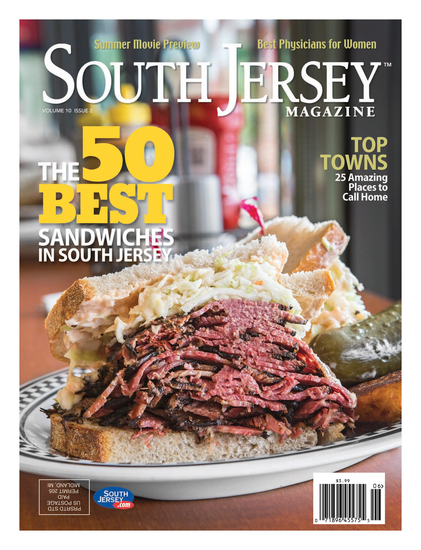 South Jersey Magazine May 2013 Issue