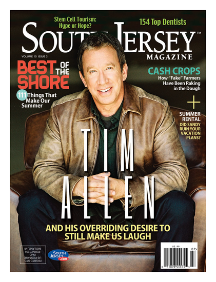 South Jersey Magazine June 2013 Issue