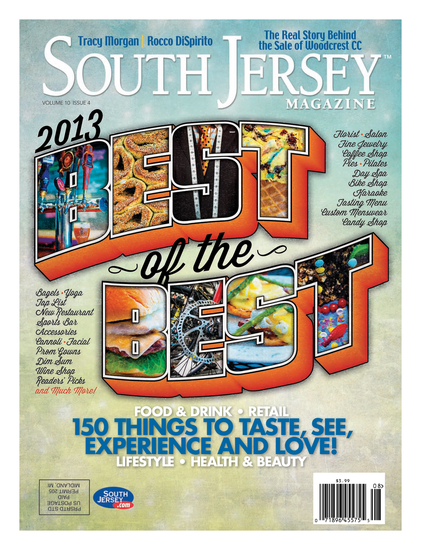 South Jersey Magazine July 2013 Issue