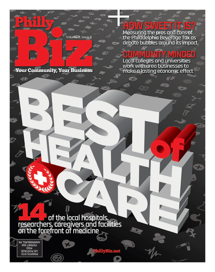 Philly Biz Issue Cover