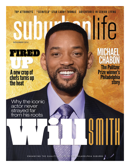 Suburban Life Magazine Issue Cover