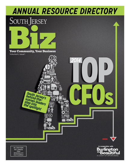 South Jersey Magazine January 2014 Issue